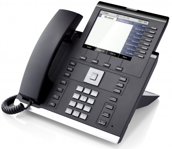 OpenScape Desk Phone IP 55G HFA icon schwarz