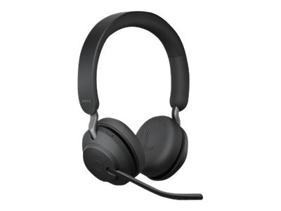 Evolve2 65 MS Stereo Black inkl. Link380c
